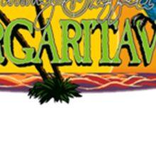 JIMMY BUFFET MARGARITAVILLE Sticker