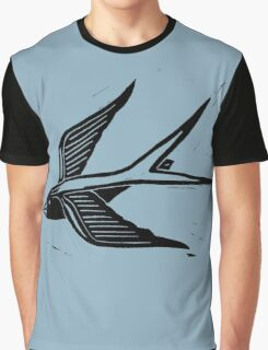 Welcome Home Swallow Graphic T-Shirt