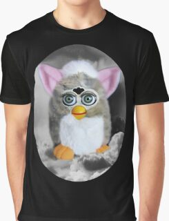 ☀ ツFURBY IN CLOUDS COMING TO LIVE ON EARTH TEE SHIRT (KIDS -ADULT TEES) ☀ ツ Graphic T-Shirt