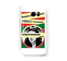 Constructivism Judy Samsung Galaxy Case/Skin