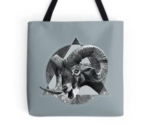 Horns & Space Tote Bag