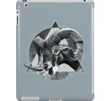 Horns & Space iPad Case/Skin