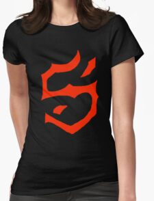 The Mark of Scath Inspired Shirt Womens Fitted T-Shirt