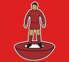 Liverpool Subbuteo Player by confusion