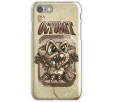 Tales from the shallow end presents Octopup iPhone Case/Skin