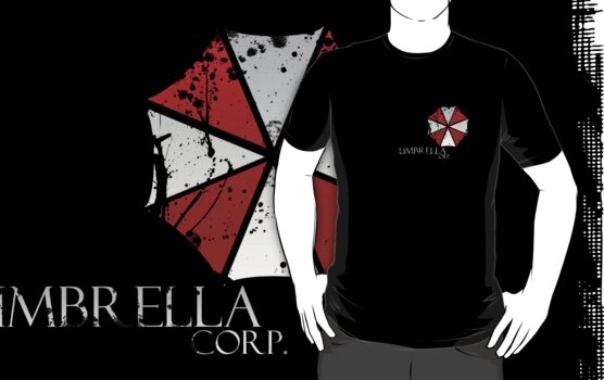 Umbrella CORP. by KanaHyde