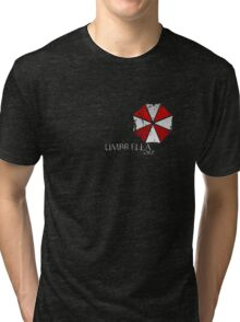 Umbrella CORP. Tri-blend T-Shirt