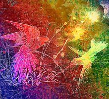 Birds. by Vitta