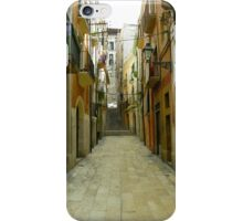 Lost in the alley iPhone Case/Skin