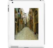 Lost in the alley iPad Case/Skin