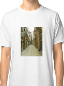 Lost in the alley Classic T-Shirt