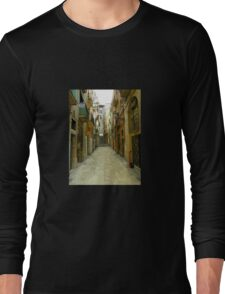 Lost in the alley Long Sleeve T-Shirt