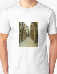 Lost in the alley T-Shirt
