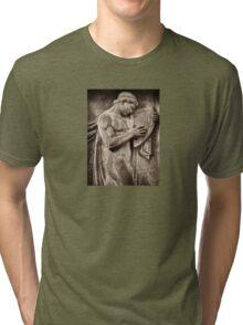 orpheus & harp Tri-blend T-Shirt