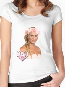 Amy Schumer Women's Fitted Scoop T-Shirt