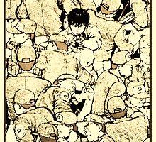Akira by Falcomm