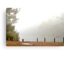 Blackwood Mist Canvas Print
