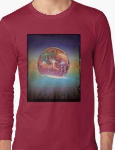 The Gentlemen Broncos Movie - Moon Fetus Long Sleeve T-Shirt