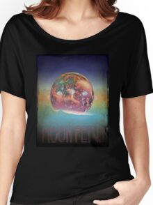 The Gentlemen Broncos Movie - Moon Fetus Women's Relaxed Fit T-Shirt