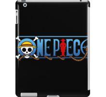 One Piece of a tee iPad Case/Skin