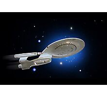 USS Enterprise Photographic Print