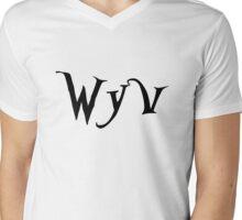 Teale Tales 1 : Wyv Land of Magik ; Official  Mens V-Neck T-Shirt