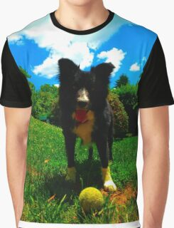 Dog in the Sun Graphic T-Shirt
