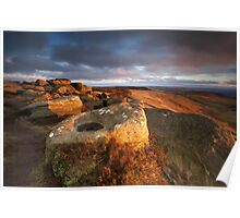 Stanage Poster