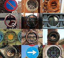 12 City Circles by Burcin Cem Arabacioglu