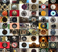 54 City Circles  by Burcin Cem Arabacioglu
