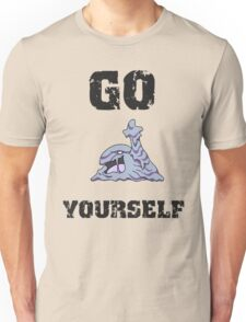 Go Muk Yourself Unisex T-Shirt