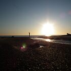 Benacre beach.. by TroytheOtter