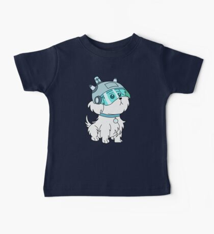 Snuffles/Snowball (Rick and Morty)  Baby Tee