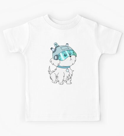 Snuffles/Snowball (Rick and Morty)  Kids Tee
