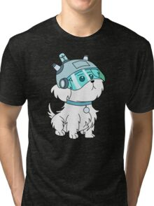 Snuffles/Snowball (Rick and Morty)  Tri-blend T-Shirt