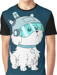 Snuffles/Snowball (Rick and Morty)  Graphic T-Shirt