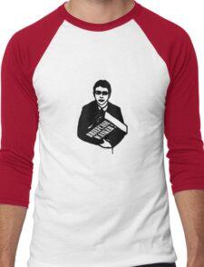 "The Inbetweeners - ""Briefcase Wanker!"" Men's Baseball ¾ T-Shirt"