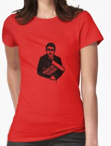 """The Inbetweeners - """"Briefcase Wanker!"""" Womens Fitted T-Shirt"""