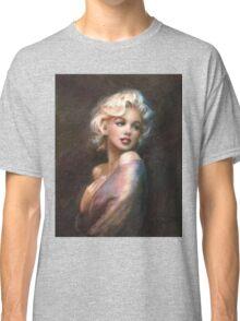 Marilyn WW Romantic Soft Classic T-Shirt