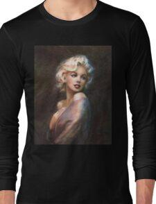 Marilyn WW Romantic Soft Long Sleeve T-Shirt