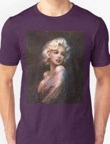 Marilyn WW Romantic Soft Unisex T-Shirt