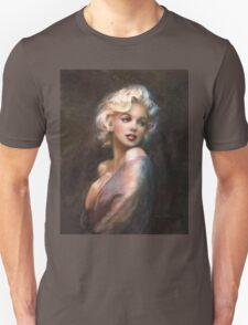 Marilyn WW Romantic Soft Unisex T-Shirt
