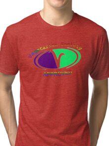 Approved Vagetarian Tri-blend T-Shirt