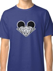 Diamond Ears BW Classic T-Shirt