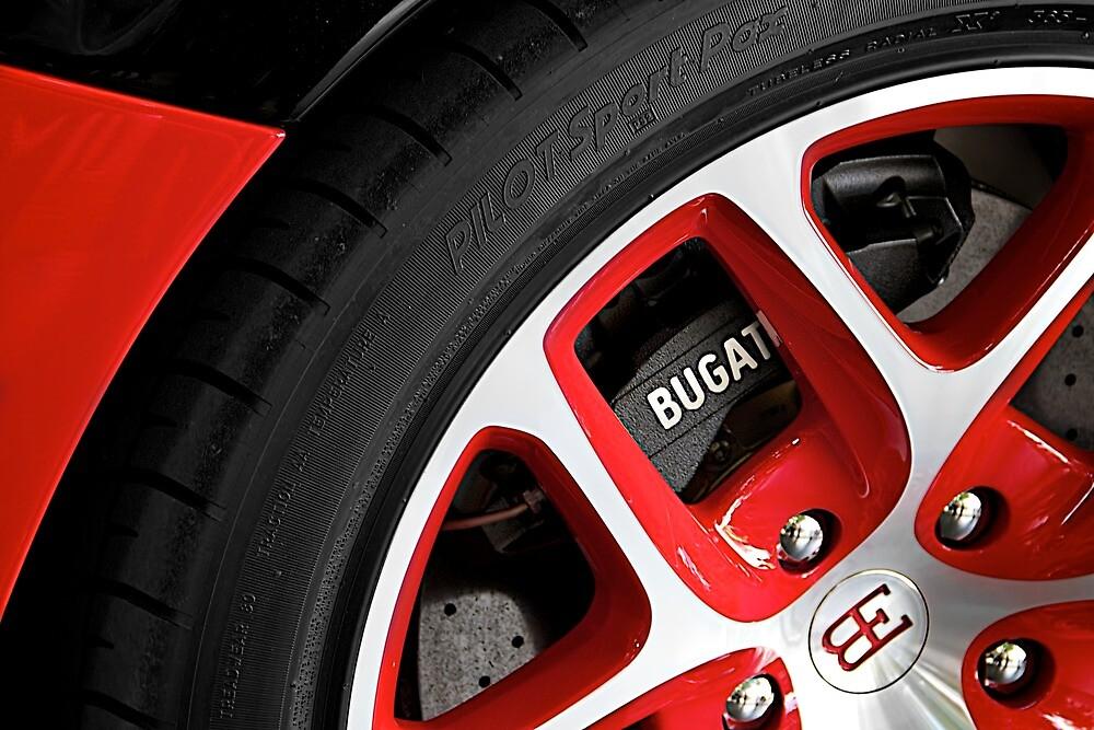 Bugatti Veyron Grand Sport Vitesse by fernblacker