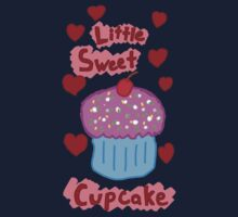 Little Sweet Cupcake Kids Tee
