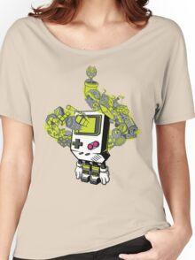 Pixel Dreams Women's Relaxed Fit T-Shirt
