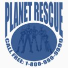 Planet Rescue by WAMTEES