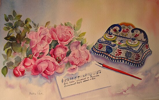 Roses of Picardy by Beatrice Cloake