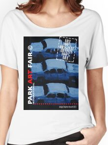 PAFI© 2012 design by Stephen Brook Women's Relaxed Fit T-Shirt
